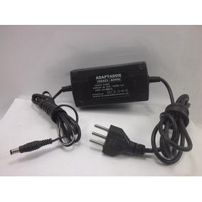Fonte Adaptador 24 Volts 2 Amperes Plug P4