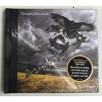 Cd David Gilmour Rattle That Lock Digipack Lacrado Original