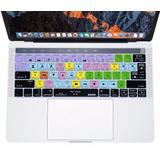 Capa De Silicone Protetor Teclado Mac Final Cut X Touch Bar