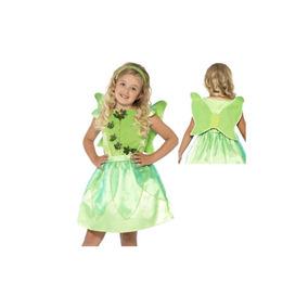 Disfraz Importado Para Niña De Hada Del Bosque