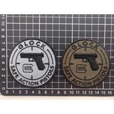 Parche Bordado Glock Pistols Parches Bordados De Todo Tipo
