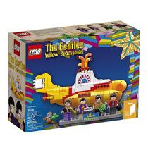 Lego Yellow Submarine The Beatles 21306 + Envio Gratis