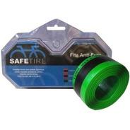 Fita Anti-furo Safetire 35mm Verde P/ Aro 26 27,5 29 O Par