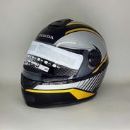 Capacete Hf3 Cg Special Edition - Original Honda - Amarelo