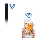 Mini Câmera Ip Wireless Wifi Acesso P2p Sd P/ Celular Pc