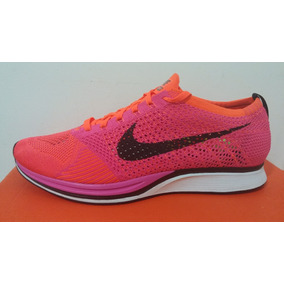 Tenis Nike Flyknit Racer 100% Nuevos