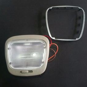 Lanterna Teto Gol G2 G3 Parati Com Moldura E Temporizador