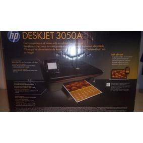Impresora Multifuncional Hp 3050 Wi-fi Nueva Con Cartuchos