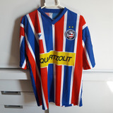 Camisa Futebol Antiga - Bahia - Tam Gg