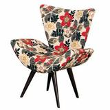 Cadeira Puff Poltrona Decorativa Pe Palito