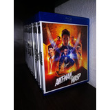 Marvel Coleccion Bluray + Antman And The Wasp