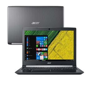 Notebook Acer Core I5-7200u 8gb 1tb 15.6 Aspire A515-51-51ux