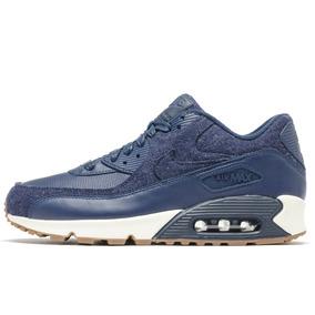 Zapatillas Nike Air Max 90 Midnight Azul Hombre Envio Gratis