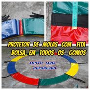 Protetor Forte+rede+8 Isot+8 Pont P/pula Pula 3.05mts+brinde