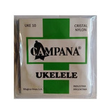 Encordado Cuerdas Ukelele Soprano Campana Uke 10 Ukl01