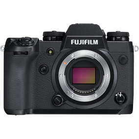 Fujifilm X-h1 Mirrorless Digital Camera / Garantia Nacional