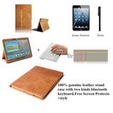 Wake/sleep De Smart Funda Cuero Para Samsung Galaxy Tab S