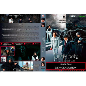 Dorama Jdrama Death Note New Generation