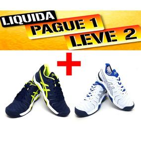 4c216c631d Kit 2 Pares Tênis Masculino Challenger Handebol Jogar Futsal