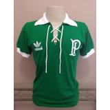 Camisa Retrô Palmeiras Centenário - Manto Sagrado Retrô