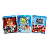 Pelicula Blu Ray High School Musical 1 3