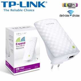 Extensor De Cobertura Wi-fi Universal Ac750 Wifi - Re200
