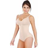 Faja Salomé Body Reductor Moldeador Panty Con Brasier 0420