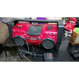 Radiograbadora Sony Zs-h20cp Mp3 Aux Cd