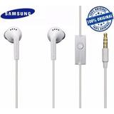 Audífonos Manos Libres Samsung Original S3 S4 Ehs61 Blanco