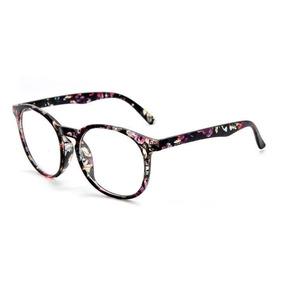 Armação Vintage Unissex Para Óculos De Grau - Várias Cores. 4 cores. R  49  99 0b93c06499