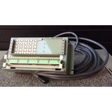 Distribuidor Telefônico Com Proteção De Bloco Idc 50 Linhas