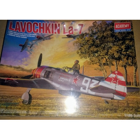 1/48 Lavochkin La-7 Russian Ace Academy
