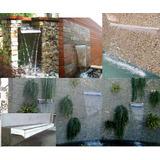 Cascada Fuente Para Piscina De Fibra Vidrio Y Gelcoat 30cm