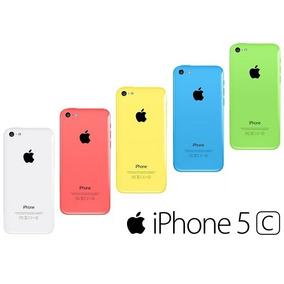 Aro Chassi Iphone 5c Tampa Traseira + Botões - Todas Cores!