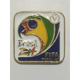 Pin De La Copa Mundial Fifa World Cup Brasil 2014
