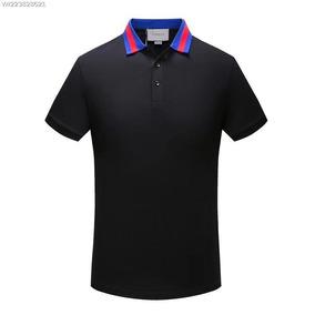 Camiseta Polo Gucci Manga Corta Hombre + Envío Gratis