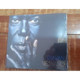Cd Djavan Vesúvio - Original Lacrado - Pronta Entrega 2018
