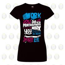 Camiseta Mujer Estampado Personalizado Diseños Exclusivos