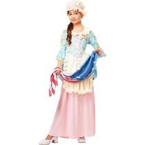 Disfraz Hombre Disfraces California Colonial Señora / Betsy
