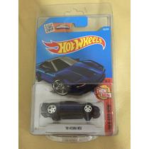 Hot Wheels 90 Acura Nsx Sth $th Super - Llantas De Gomas