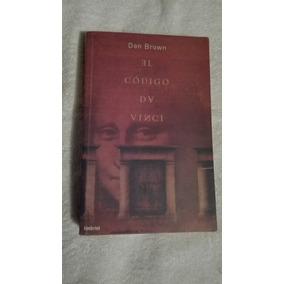 Libro El Código Da Vinci, Dan Brown.