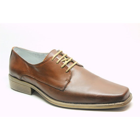 Zapatos De Vestir De Cuero 940 Marrón