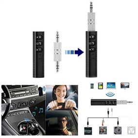 Receptor Bluetooth,adaptador Receptor Aux Wireless