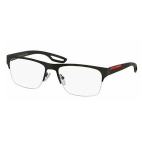 Óculos De Grau Prada Linea Rossa Ps55fv Dg0-1o1 56x18 140 369a7a9be8
