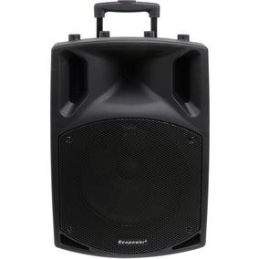 Caixa De Som Ecopower Ep-s201 10 500w Rádio Fm/usb/sd/bluet