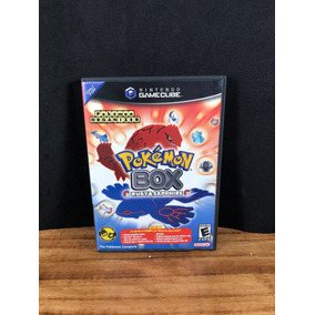 Pokemon Box Original C/ Memory Card!! Ultra Raro!! Unico Ml!