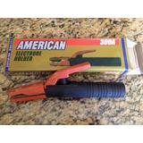 Pinza Porta Electrodo 300a American