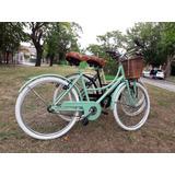 Bicicleta Vintage !! Hot Sale Alta Gama