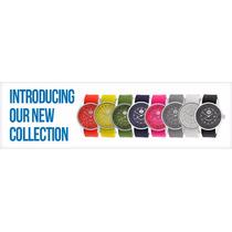 Relojes Save The World Originales (algunos Colores)