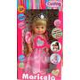 Maricela Princesa Magica Con Varita Corona Habla Cariñito